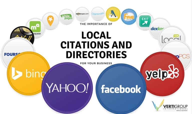Local Citations and Directories